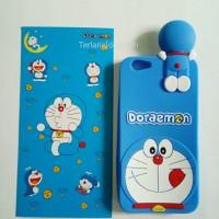 harga Oppo F1s Selfie A59 Case Silicon 3D Doraemon Softcase Rubber Cover Tokopedia.com