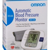 OMRON HEM 7200 AUTOMATIC DIGITAL BLOOD PRESSURE MONITOR