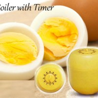 EGG Boiler With Timer ( Perebus Telor Mie Telur Tanpa Listrik )