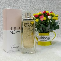 Eternity NOW Woman Calvin Klein Parfum Original Singapore