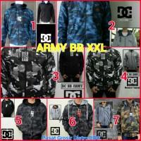 Jaket army loreng dc XXL / jaket army rusia XXL bulak balik