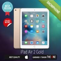 APPLE IPAD AIR 2 16GB WIFI ONLY BNIB GARANSI INTERNASIONAL 1TAHUN GOLD