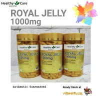 Healthy Care Royal Jelly 1000mg 365 Kapsul