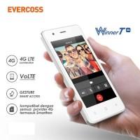 Smartphone Evercoss M40 Winner T LCD 4inch Lollipop Quadcore 4G LTE