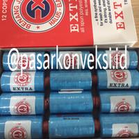 Benang EXTRA Biru Tosca 037B