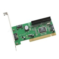 SERIAL ATA SATA 3 PORT + IDE 1 PORT PCI CARD