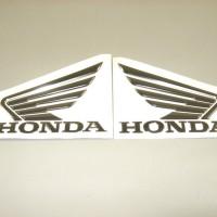 Jual Emblem Vario Wing Sayap 3D Orginal Honda Murah