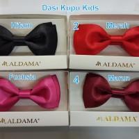 Jual Dasi Kupu Anak Aldama Kids Series - Dua Layer High Quality Satin Murah