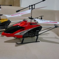 R/C HELICOPTER MODEL Durable King G-500 3.5channels