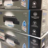 Printer Tabung Infus Epson L120 New Garansi Resmi Epson Indonesia