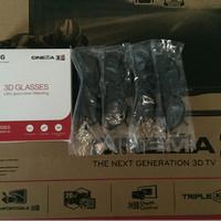 FULLSET LED LCD TV LG 32 Inch CINEMA 3D Free Bracket SMART FHD MURAH