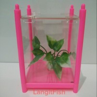 harga Aquarium mini cupang - Akuarium mini cupang Tokopedia.com