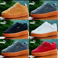 harga Sepatu Wanita Puma Rihanna Low Import Tokopedia.com