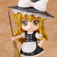 Figure Nendoroid No.92 Marisa Kirisame - Touho Project