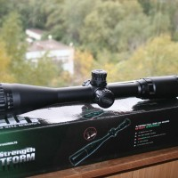 harga Rifle scope Leapers UTG 4-16x40 AO Parallax Mil-Dot + Extender Tokopedia.com