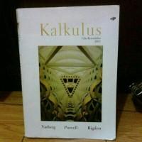 KALKULUS edisi 9 jilid 1 vunberg purcell rigdon