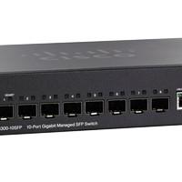 cisco SG300-10SFP-K9-EU 10-port Gigabit Managed SFP Switch
