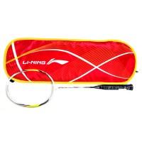 Li-ning Raket Badminton G-Tek-88 Power-Wht-LM