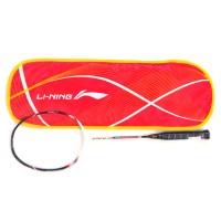 Li-ning Raket Badminton G-Tek-68 Lite-Wht-Blk