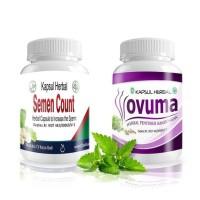 Paket Obat Herbal Kesuburan Pria Wanita - Solusi Agar Cepat Hamil