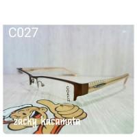 kacamata frem coach C027 coklat