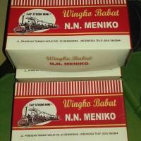 Jual Wingko babat oleh oleh khas semarang murah original 5 Rasa N.N. Meniko Murah