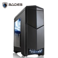 Casing Gaming SADES BAPHOMET (No PSU) Murah
