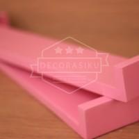 Jual PROMO Rak Buku / Rak Dinding / Rak Serbaguna /Model U IKEA (2PCS) Murah