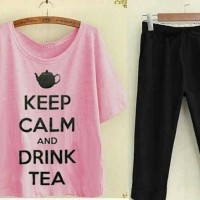 Set Pink Good Quality / Grosir Baju Setelan Wanita / Setelan Murah
