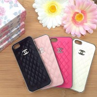 Chanel Plain Case for Iphone 4/4s/5/5s