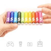 harga Xiaomi Zi5 Rainbow Alkaline Battery AA / Baterai Xiaomi AA Original Tokopedia.com