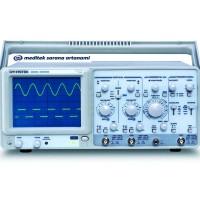 GW INSTEK GOS-622G Analog Oscilloscope, 20MHz, 2 Channel