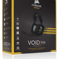 Jual Corsair Void Wireless Dolby 7.1 Black Murah