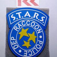BADGE STARS | RACCOON POLICE DEPARTEMENT | UMBRELLA CORPORATION