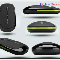 Mouse Ultra Slim Usb Wireless Mouse For Computer Laptop Pc Aksesoris