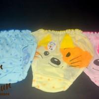 Celana Dalam CD Pakaian Dalam Anak Balita Bayi Kucing Murah Grosir M