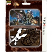 MONSTER HUNTER 4G COVER FOR 3DS XL/LL