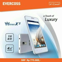 EVERCOSS A65B WINNER X3 NEW (4.5