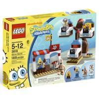 Lego Spongebob Squarepants 3816 Glove World