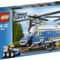 LEGO city 4439 Heavy-Lift Helicopter