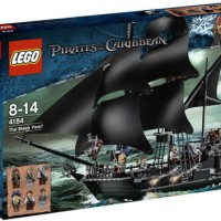 Lego Pirates Of The Caribbean 4184 The Black Pearl