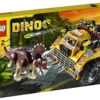 Lego Dino 5885 Triceratops Trapper