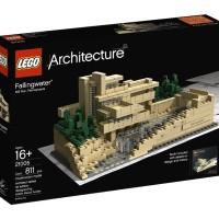 LEGO ARCHITECTURE 21005 Fallingwater