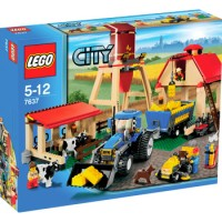 LEGO CITY 7637 Farm