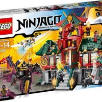 Lego Ninjago 70728 Battle for City