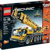 Lego Technic 42009 Mobile Crane MK II