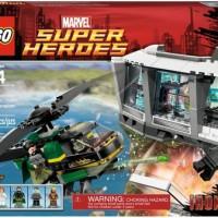 Lego Super Heroes 76007 Iron Man Malibu Mansion Attack