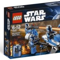 Lego Star Wars 7914 Mandalorian Battle Pack