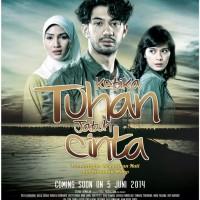 harga Ketika Tuhan Jatuh Cinta - Dvd Original Tokopedia.com