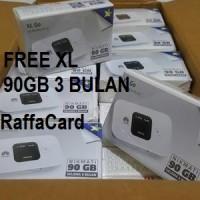 Jual MODEM WIFI UNLOCK 4G HUAWEI E5577 FREE XL 90GB 3 BULAN Murah